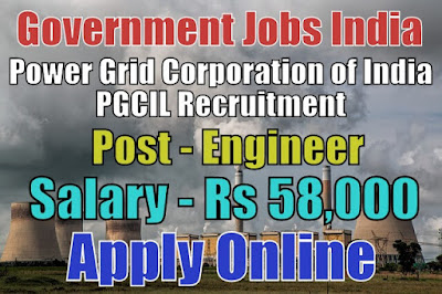 Power Grid Corporation of India Limited PGCIL Recruitment 2017
