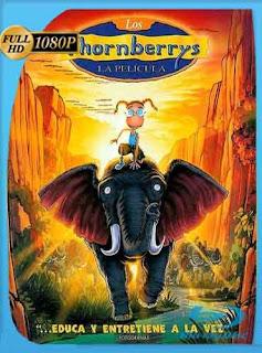 Los thornberrys La película (2002) HD [1080p] Latino [Mega] dizonHD