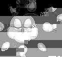 Black Dwarf Sad Sun glitching Paper Mario dying