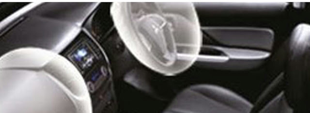 Dual SRS Airbag All New Triton