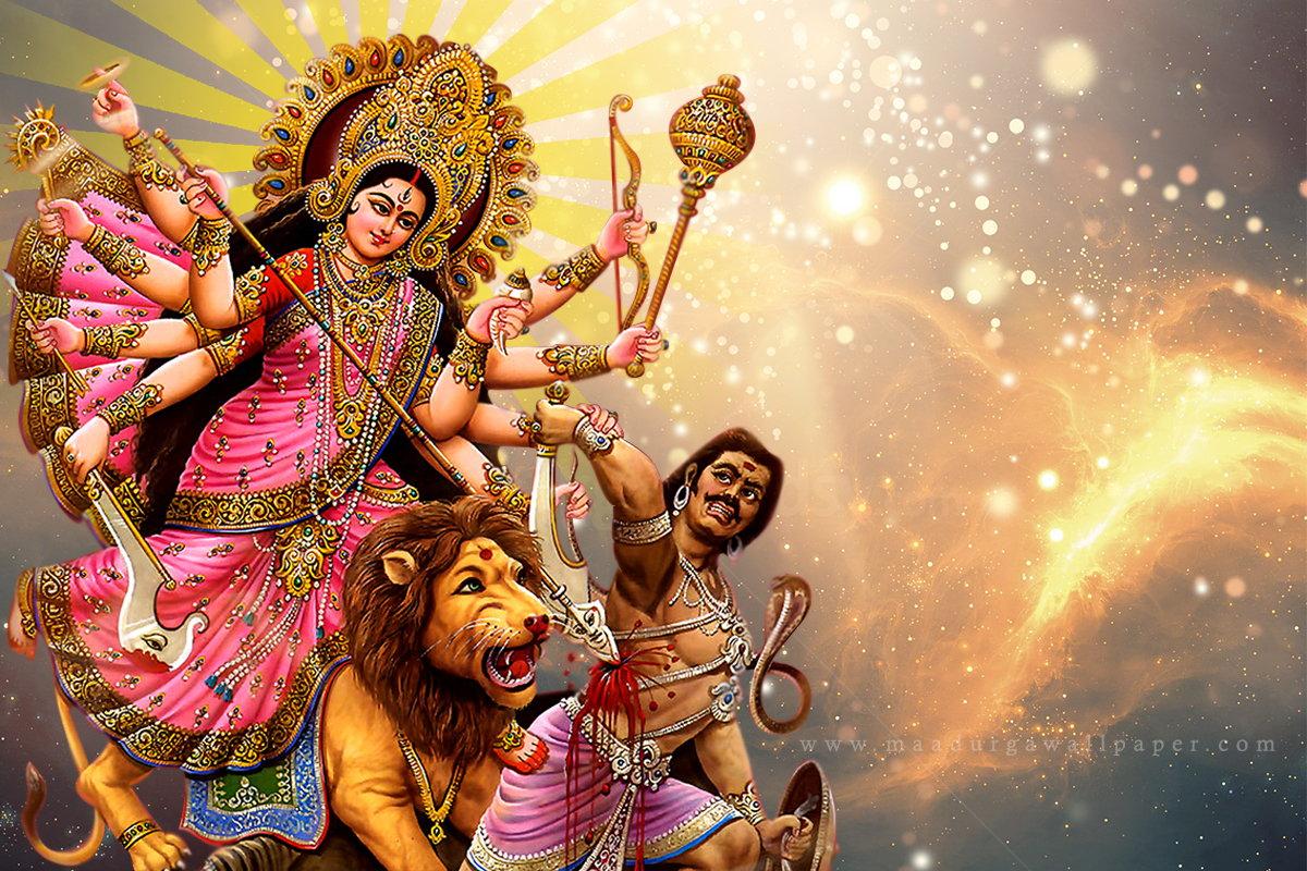 Maa Durga Image 2018