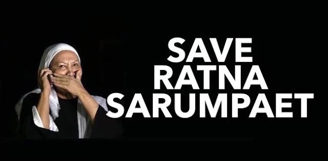 Sejumlah Aktivis Dan Politisi Bakal Gelar Aksi Solidaritas Untuk Ratna Sarumpaet