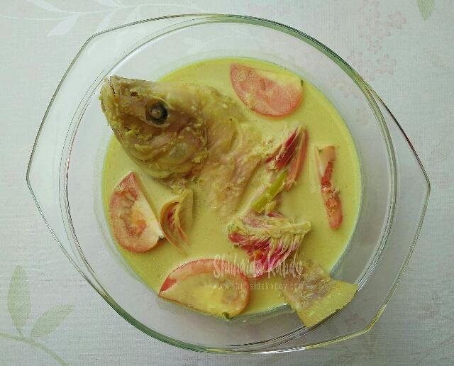 resepi masak lemak ikan talapia