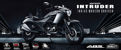 Fitur-fitur Intruder 150