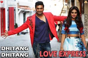 Dhitang Dhitang - Love Express - Armaan Malik - Dev & Nusrat