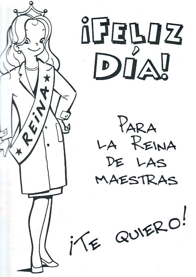 Dibujos Del Dia Del Maestro Para Pintar Pop Guernica