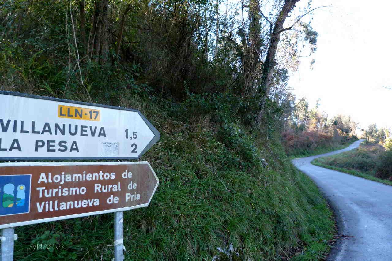 Senda costera PR.AS-57 E-9 - Llanes - Asturias