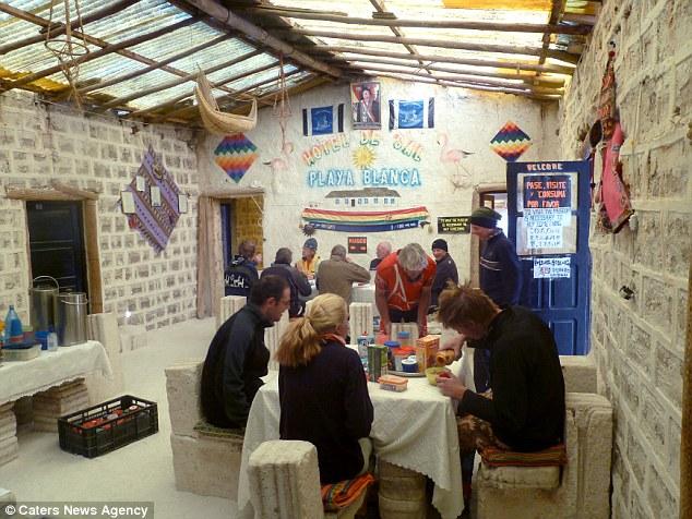Salar de Uyuni | Salt Hotel In Bolivia