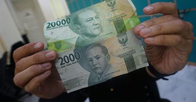 Uang Baru Rp 2.000 dan Rp 20.000 Susah Dibedakan, Bagaimana Menurutmu?