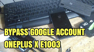 How To Bypass Google Account One Plus X One E1003 100% Work Factory Reset Protection 8
