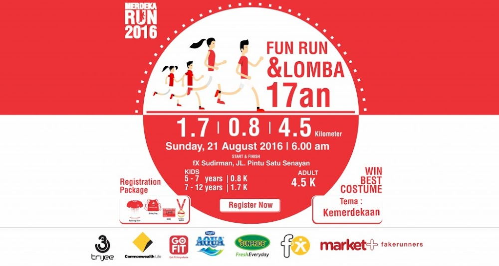Merdeka Run 2016