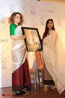 "Actress Kangana Ranaut Pos in Lehenga Choli at ""Between the Poet and her Pencil"" Book Launch  0008.jpg"
