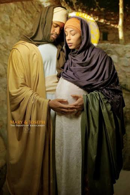 Mary and joseph parents of jesus