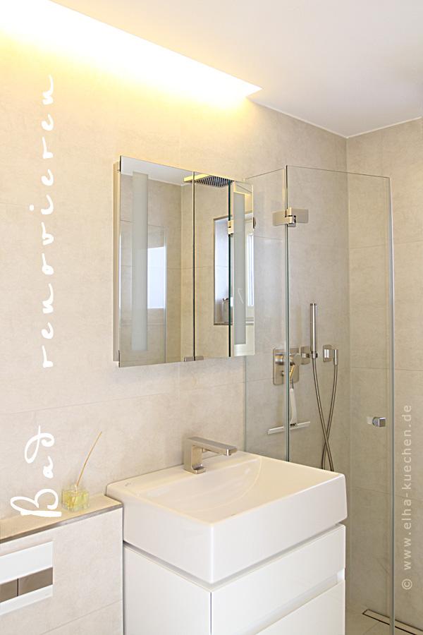 dusche renovieren kleines bad einrichten ideen fr. Black Bedroom Furniture Sets. Home Design Ideas