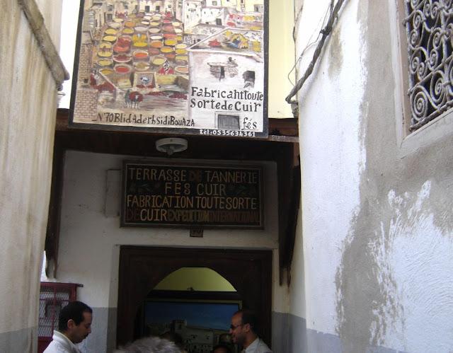 Fez Garbarnia Chouarasa