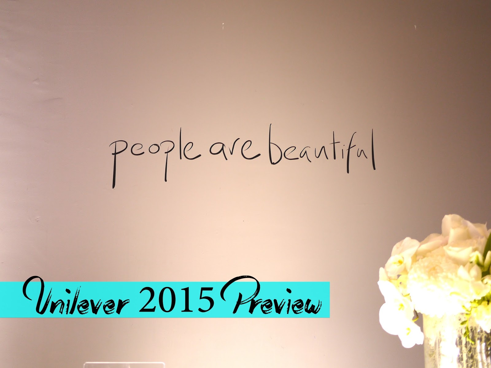 Unilever 2015 Preview