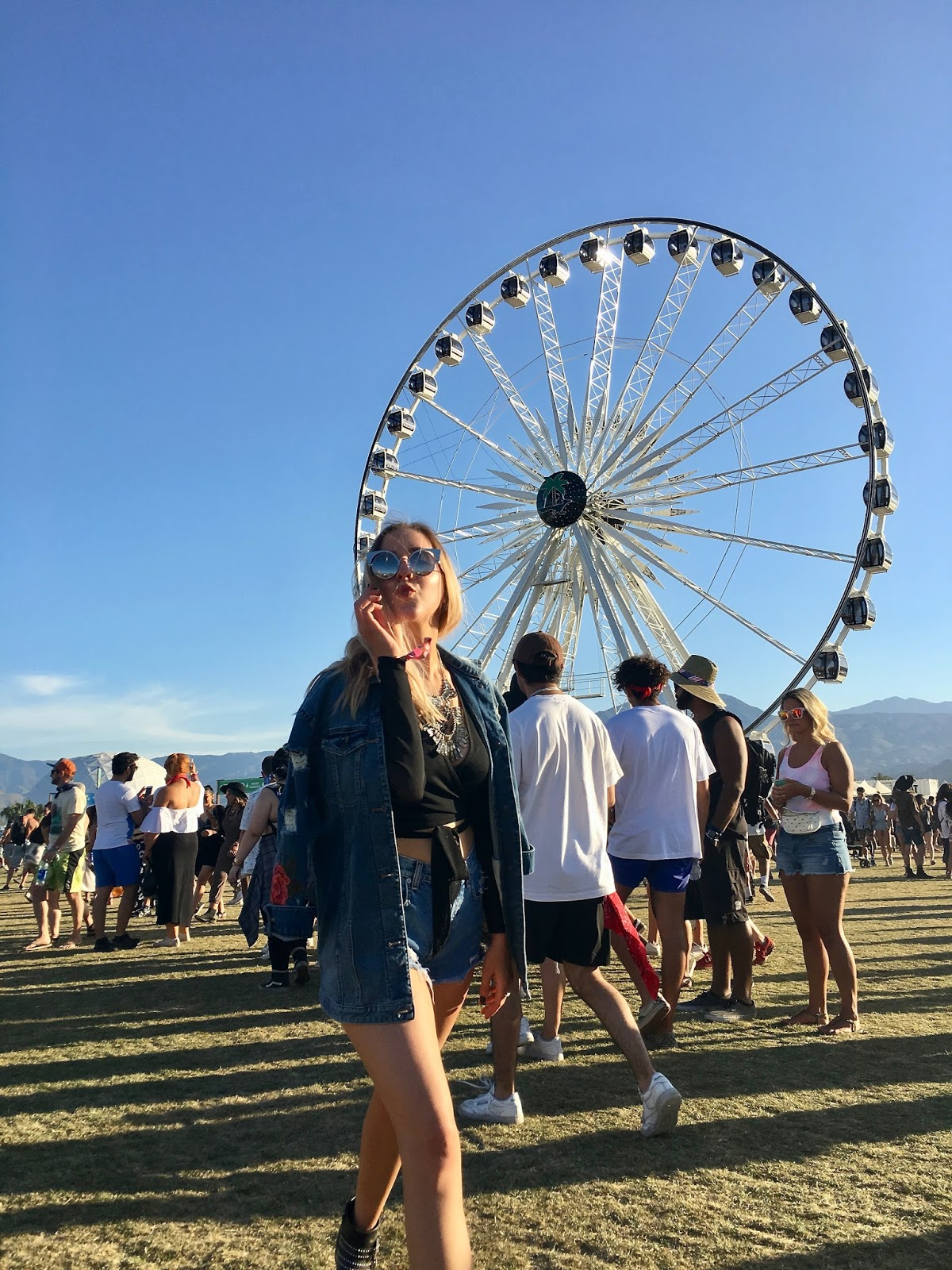 Coachella 2017 Day 2 Outfit