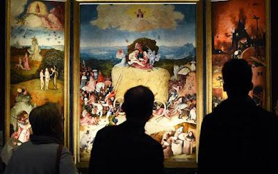 Το μαγικό 2016 των μουσείων του κόσμου