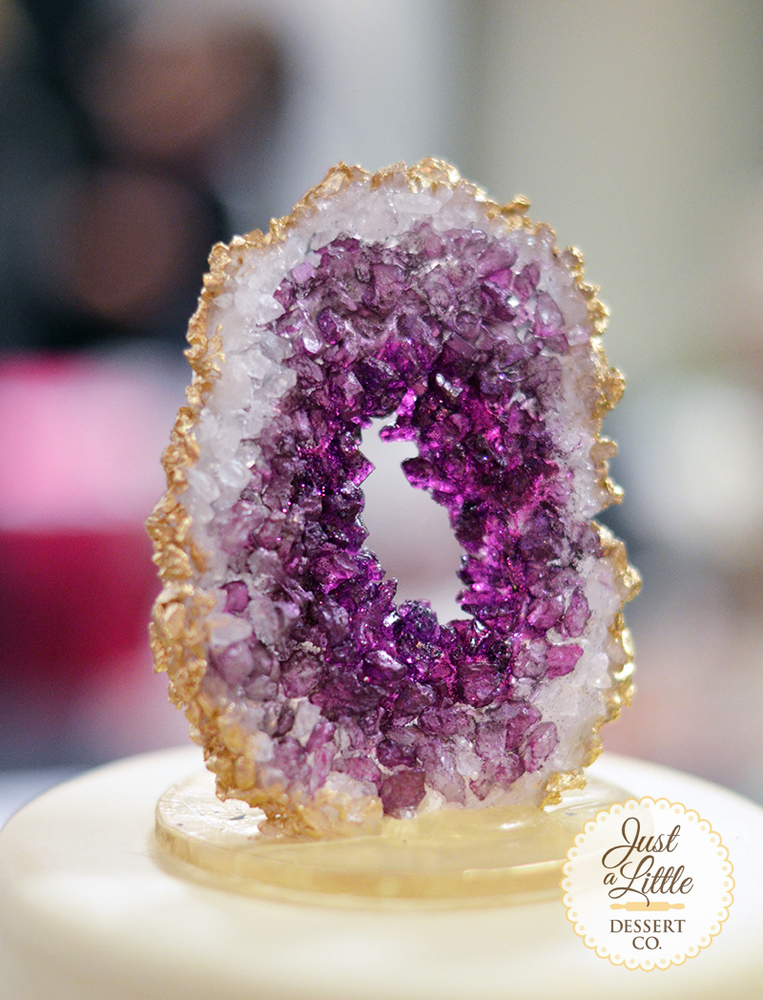 Geode Rock Candy
