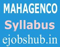 Mahagenco Syllabus