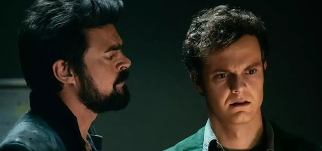 'The Boys': Novo clipe mostra discussão intensa entre Hughie e Butcher