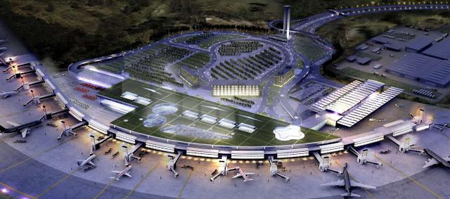Aeropuerto y Derecho aereo