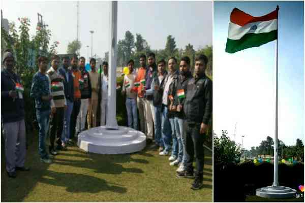 pakhal-toll-plaza-faridabad-40-feet-indian-flag-influred