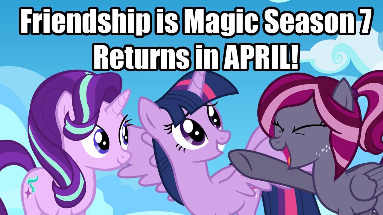 Noticias acerca de la 7° temporada y más! April