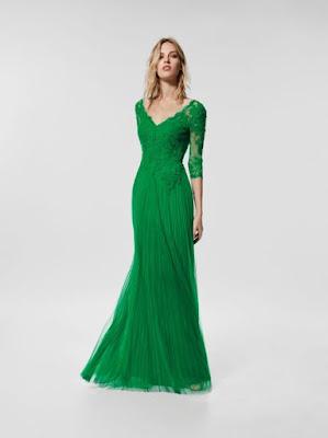 Vestidos de madrina Pronovias 2018