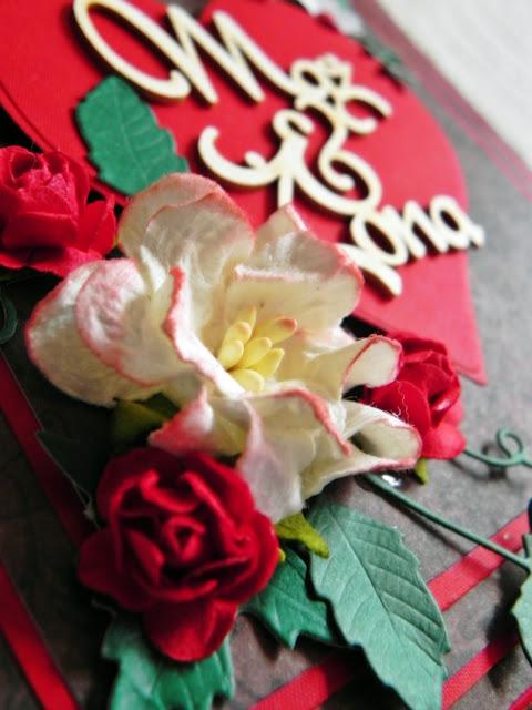 na ślub, kartka ślubna, Galeria Papieru inspiracje, tekturka mąż i żona, kartka sztalugowa, pomysł na prezent ślubny
