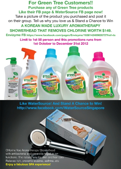 watersource envizyme green tree cleaners promo