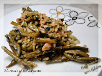 http://gourmandesansgluten.blogspot.fr/2016/07/haricots-et-riz-au-pesto.html