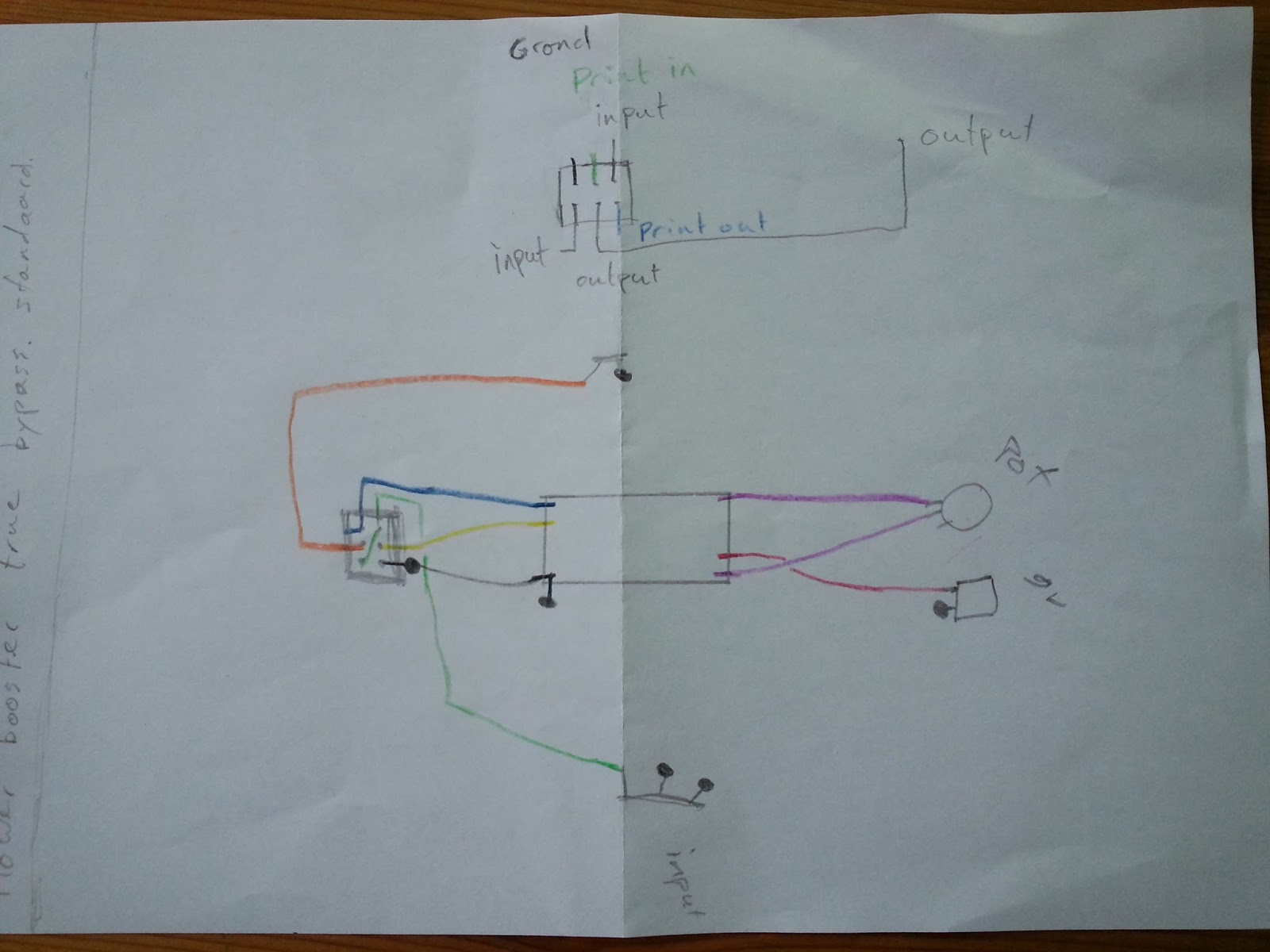 Preamplifier Circuit For Oscilloscopecircuit Diagram World