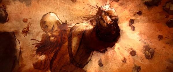 The Unbearable Lightness of Dutch: Diablo III: Starter