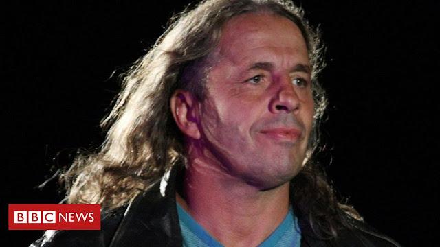 Bret Hart relembra ataque sofrido no WWE Hall of Fame