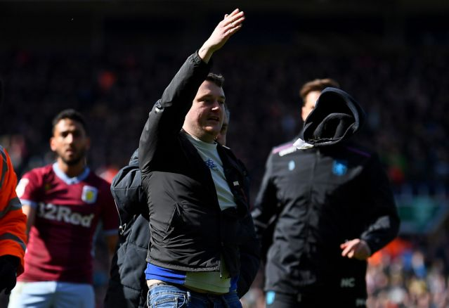 Man identified as Paul Mitchell who attacked Jack Grealish during Sunday's match between Birmingham City and Aston Villa has been sentenced to 14 weeks in prison.