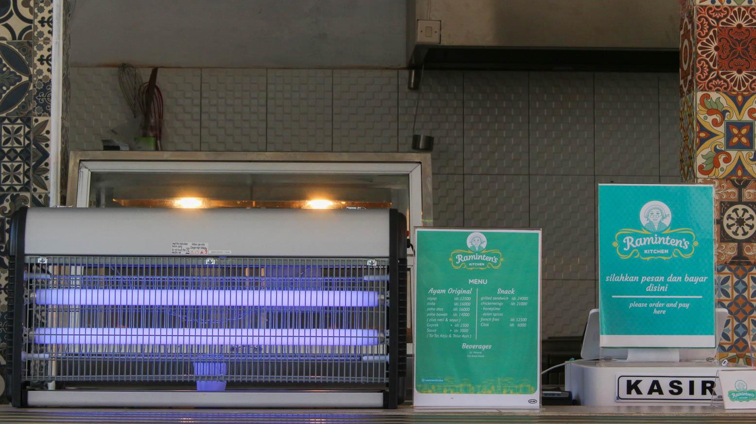 Raminten kitchen yogyakarta keliatan nggak menu sama harganya itu
