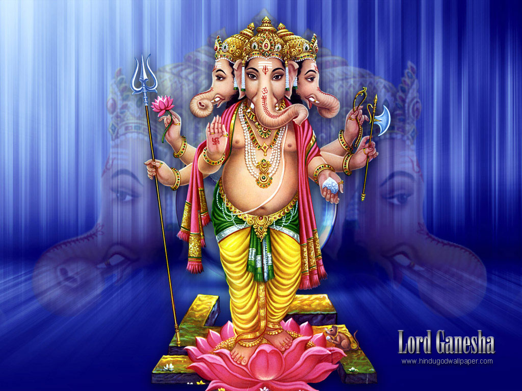 Lord Ganesha Pictures Download: HINDU GOD WALLPAPERS FREE DOWNLOAD