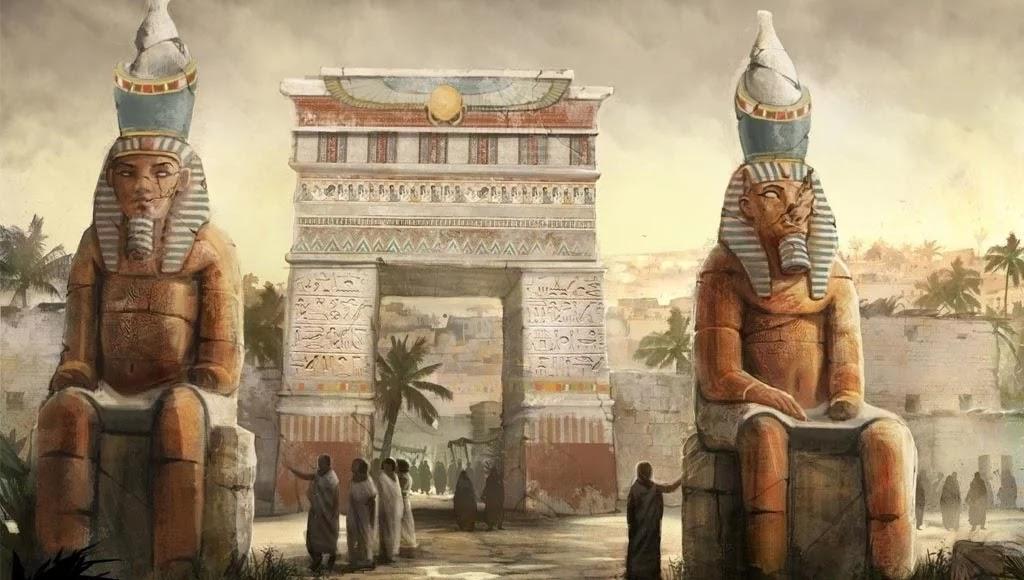 Mısırlılar Hakkında İlginç Bilgiler