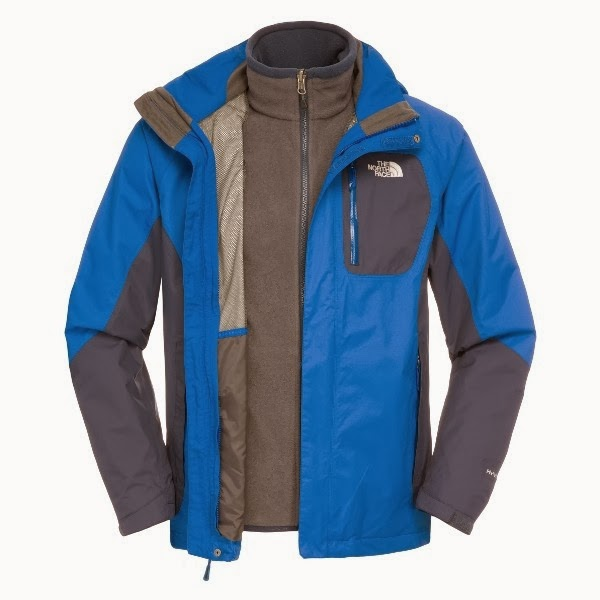 0b4a3e477 Outdoorkit: The North Face Triclimate Jackets - Warmth and Variety!