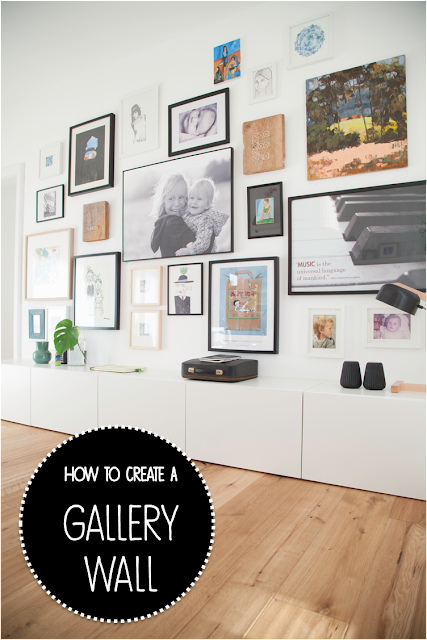 Gallerywall machen