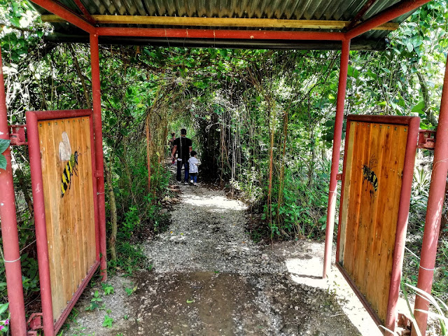 Milea Bee Farm Entrance Gate