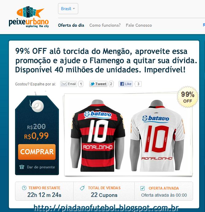 0d5c635193a1c Foi só o Ronaldinho se desligar do Flamengo