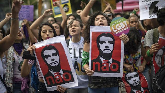 Especial seis meses de governo! Reprovação de Bolsonaro é maior entre as mulheres, revela pesquisa