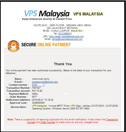 Vps murah untuk trading forex