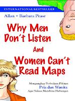 "Download Buku ""Why Men Don't Listen And Women Can't Read Maps"""