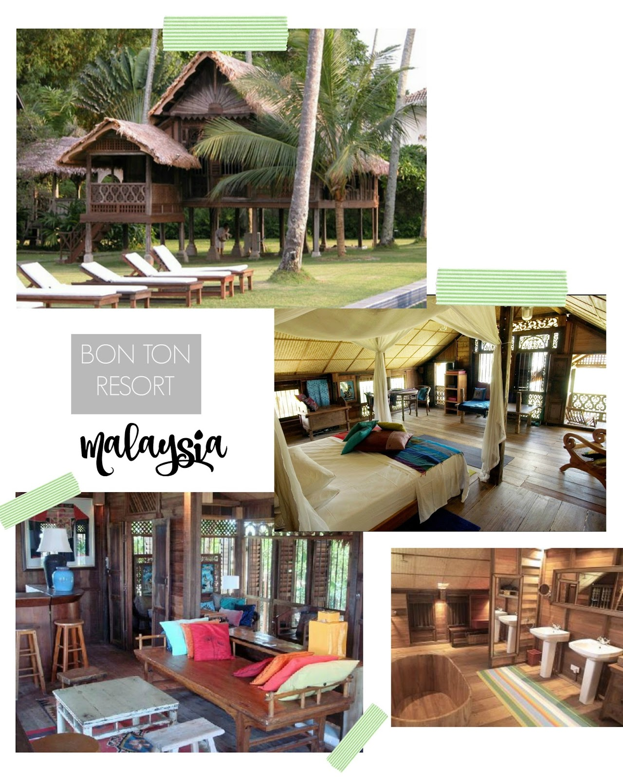 mamasVIB | V. I. BUYS: Looking East for rustic style inspired by Bon Ton Resort in Malaysia {Staycation Style #6}