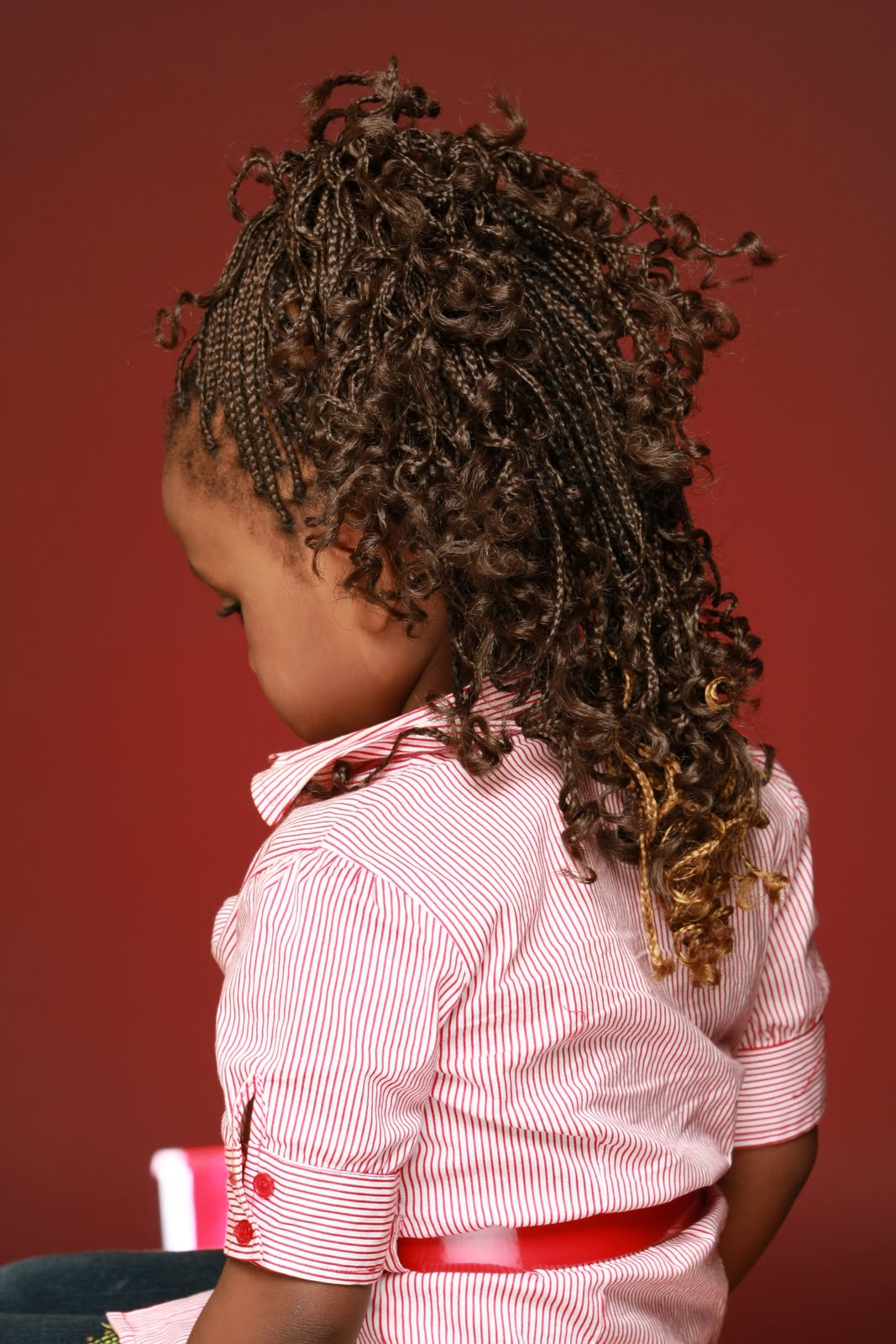 Kids Goddess Braids Amanda Hair Braiding Clayton Nc 232