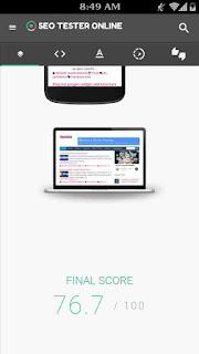 Website seo score check kese kare 5