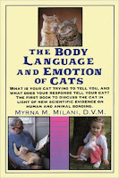 The Body Language and Emotions of Cats book by Myrna Milani